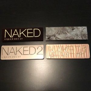 BUNDLE! Urban Decay Naked Eyeshadow Collection